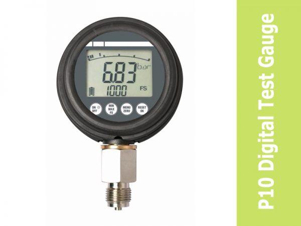P10 Digital test gauge image