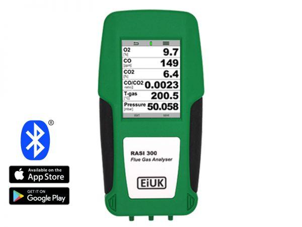 Rasi300 Flue Gas Analyser